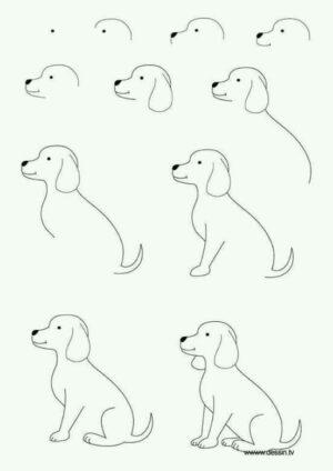 Aprende A Dibujar De Forma Fácil Y Sencilla Ejemplos